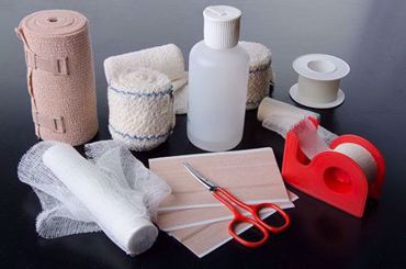 Picture for category Dressings and Care for Materials