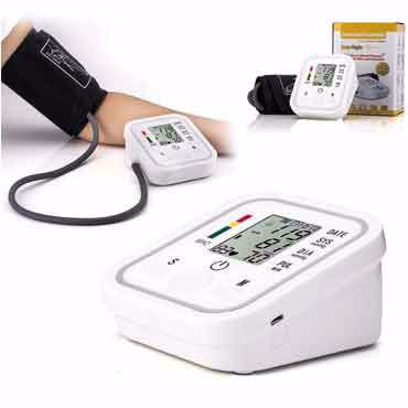صورة لقسم أجهزة قياس ضغط الدم