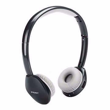 PISEN Bluetooth Headphones Over Ear, LH100 Wireless