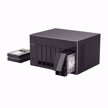 Orico 8-Bay Network Attached Storage with RAID