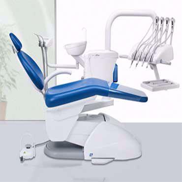 صورة لقسم معدات طب الأسنان ولوازمها