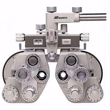 صورة لقسم معدات طب العيون