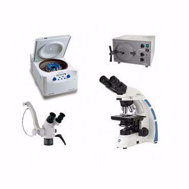 صورة لقسم تجهزات مختبرات طبية ومعامل