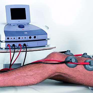 صورة لقسم معدات ومستلزمات العلاج الطبيعي