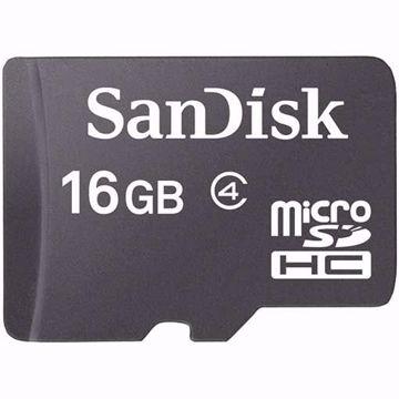 sandisk memory card 16 GB