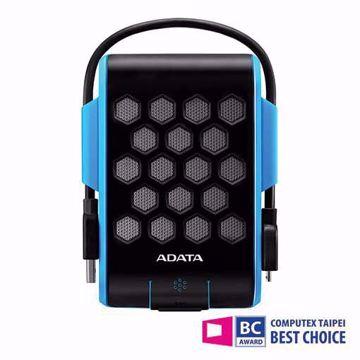ADATA HD720 1 TB Military Grade Waterproof Shockproof External Hard Drive Blue