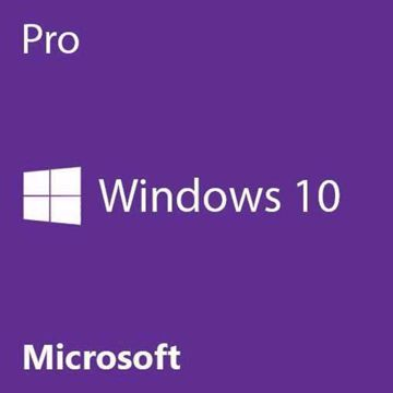 Microsoft Windows 10 Pro 64 Bit System OEM