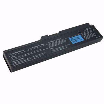 Battery Toshiba 3634 , 4400mAh , 6 cell, 10.8 V