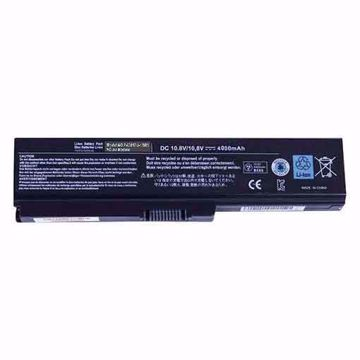 Battery Toshiba 3817 , 4400mAh , 6 cell, 10.8 V