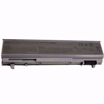 Battery DELL E6400, 5200mAh , 6 cell, 11.1 V