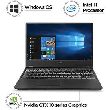Lenovo Legion  Y530 Gaming Laptop i7-8750H 15.6-Inch  With 512GB SSD  16GB Ram NVIDIA 4GB GTX 1050