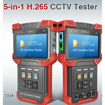 HD Combine Camera CCTV Tester Monitor DT-T72 at hubloh