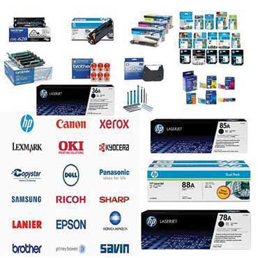 Picture for category Printer Ink & Toner