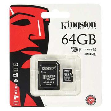 كنجستون ذاكرة تخزين مايكرو اس دي 16 جيجا بايت