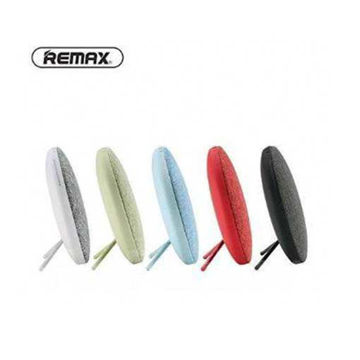 Remax RB-M9 Fabric Ultra Thin Bluetooth Speaker  from hubloh