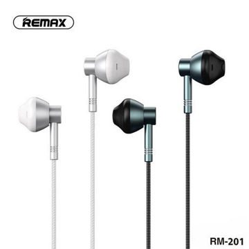 Picture of Remax - RM-201 In-Ear Headphones