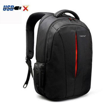 Picture of Tigernu T-B3105 Brand Laptop Backpacks Student College School Bags Men Women Rucksack Mochila Waterproof Backpacks