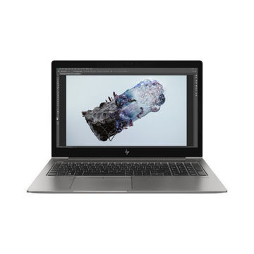 "Picture of HP ZBook15u-G6 15.6""4K Laptop PC, Intel 8th Gen Core i7, 16GB RAM, 512GB SSD, 4GB AMD RADEON WX4150"