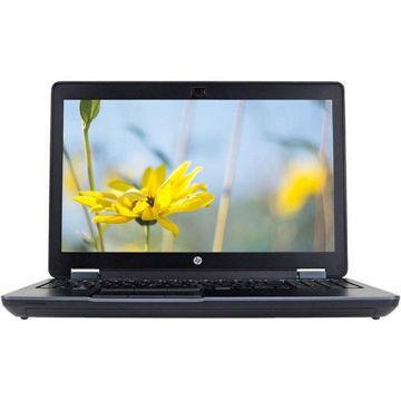 "Picture of HP ZBook -15G2 15.6"" Laptop PC, Intel CORE i7, 8 GB RAM, 500GB, 2GB NVIDIA Quadro"
