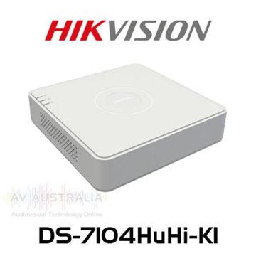 Picture of DVR DS-7104HUHI-K1 4-ch 5 MP Mini 1U H.265