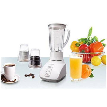 Picture of Panasonic MX-GX 1521 Plastic 3 in 1 Blender (1.5L, White)