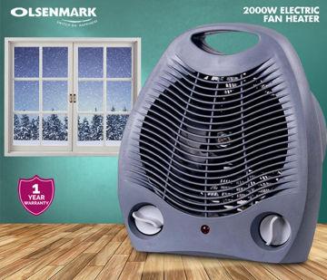 Picture of Olsenmark  Electric Fan Heater,OMFH1635