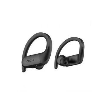 سماعات أذن لاسلكية ، QCY T6 Workout TWS ، سماعات بلوتوث 5.0 مع ميكروفون ، طراز Powerbeats Pro ، متوافق مع iPhone و Android والهواتف الذكية الرائدة الأخرى