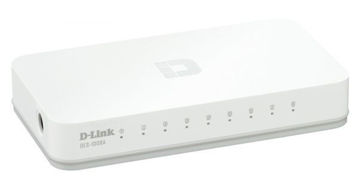 Picture of  D-Link 8-Port 10/100 Switch DES-1008A