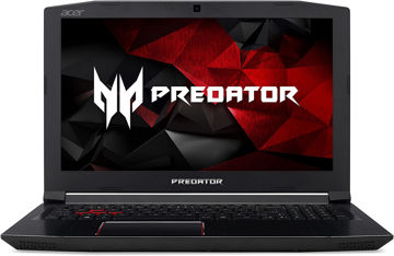Picture of ACER predator 300 CORE I7-7TH 16 G RAM 256 G SSD 6G NVIDIA GTX 1060 15.6  INCH