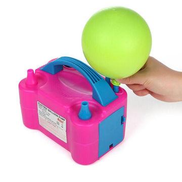 صورة مضخة نفخ البالون الكهربائية بسرعه عالية