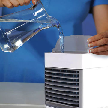 مبرد الهواء المتنقل القوي والمدمج